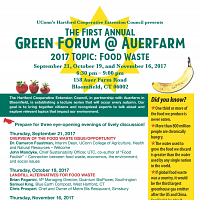 Green Forum at Auerfarm