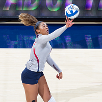 UConn Women's Vollyeball vs. Temple