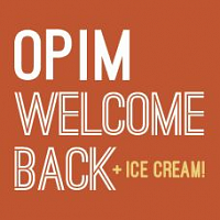 OPIM Welcome Back Reception