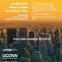 Social Work Meet & Greet and Career Day