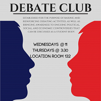 Debate Club Meeting