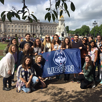 UConn Senior Trip to Europe