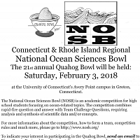 21st annual Quahog Bowl