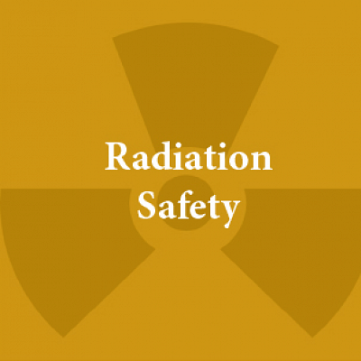 Radiation Safety for Non-Users (Initial)