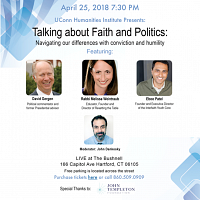 Talking about Faith and Politics