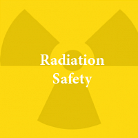 Radiation Safety for Users (Initial)