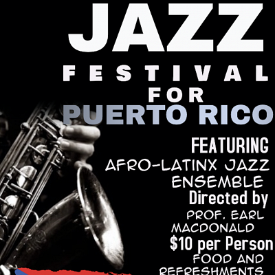 Jazz Festival for Puerto Rico