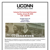 Exclusive Film Screening of The Organizer