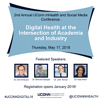 UConn Center for mHealth and Social Media Conference
