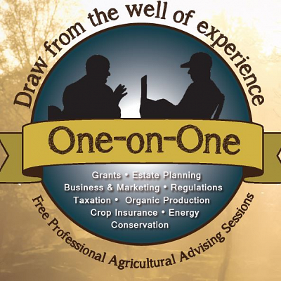 One-on-One Agriculture Advising Session