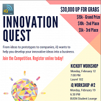 Innovation Quest Workshop #4