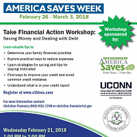Take Financial Action Workshop