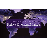 Today's Emerging Markets - A Panel Discussion