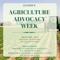 Agriculture Advocacy Week