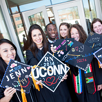 School of Nursing Undergraduate Commencement