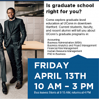 Be A Graduate Student For The Day!