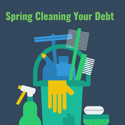 Spring Cleaning Your Debt