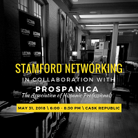 Stamford Networking with Prospanica