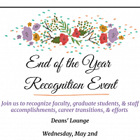 HDFS End of Year Recognition Event