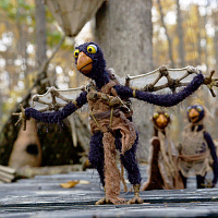 Puppets and Film: Paul Spirito's Ancestral