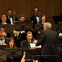 Wind Ensemble: Lollapalooza! - Stamford