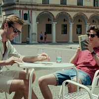 Call Me by Your Name - Film Screening
