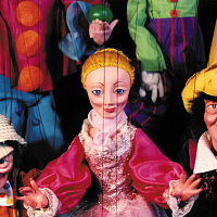 The Fairy Circus by Tanglewood Marionettes