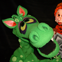 Sir George and The Dragon by Pumpernickel Puppets