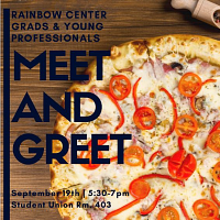 Rainbow Grads/Young Professionals Meet & Greet