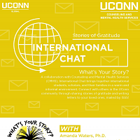 International Chat - Stories of Gratitude