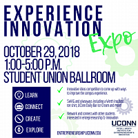 Experience Innovation Expo 2018