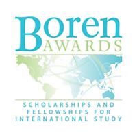 Boren Awards for International Study & Research