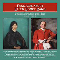 Dialogue about Ellen Emmet Rand
