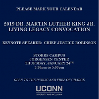 1/24 Save the Date: 2019 Dr. MLK Jr. Living Legacy