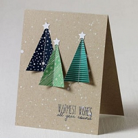 DIY Holiday Cards & Ornaments