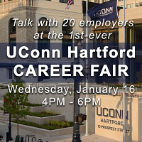 UConn Hartford Career Fair