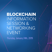 Blockchain Information Session & Networking Event