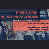 HRM Student & Alumni Networking Outing