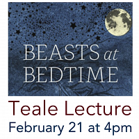 Teale: Beasts at Bedtime, Environmental Wisdom in Children's Literature
