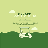 MSBAPM Spring Golf Outing