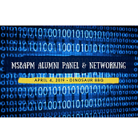 MSBAPM Alumni Panel & Networking Reception