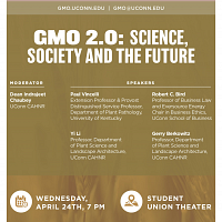 GMO 2.0: Science, Society and the Future