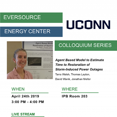Eversource Energy Center Colloquium Series: Tara Walsh