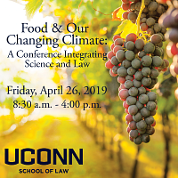 Food Policy and Climate Change: A Conference Integrating Science and Law