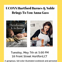 Heirloom Kitchen by Anna Gass Book Signing
