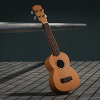 Say Aloha to my Little Friend: How I learned to Stop Worrying and Love the Ukulele