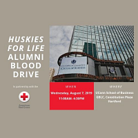 Huskies for Life Alumni Blood Drive