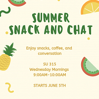 Snack and Chat