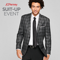 JCPenney Presents: Suit-Up