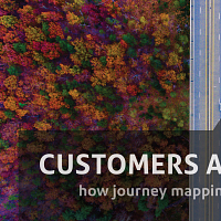UConn Summer Speaker Series:Customers at the Center: How Journey Mapping Gives Real Insight